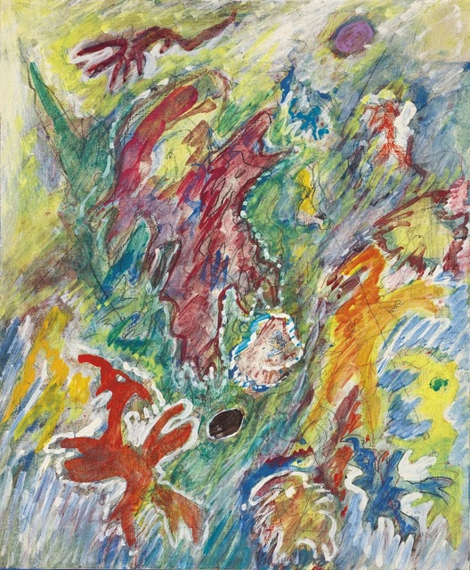 , 'Untitled,' 1960, Matteo Lampertico