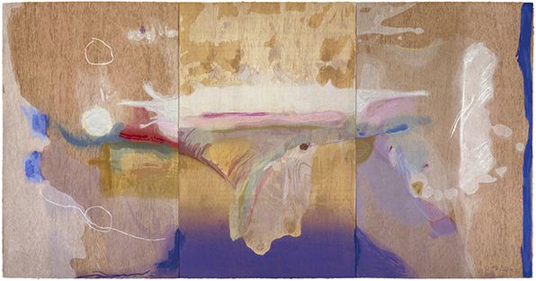 , 'Madame Butterfly,' 2000, Helen Frankenthaler Foundation