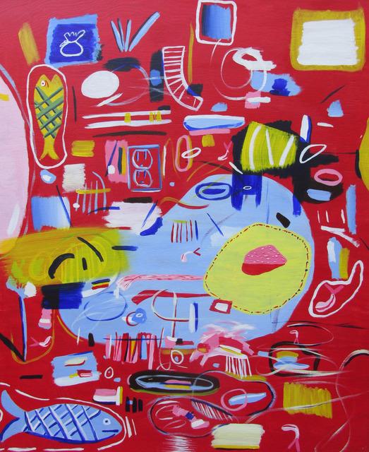 , 'Rain,' 2017, Ro2 Art