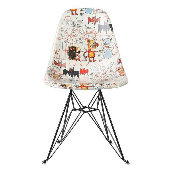 Jean-Michel Basquiat, 'Case Study Furniture® Chair (Bats)', 2016-2019, Artware Editions