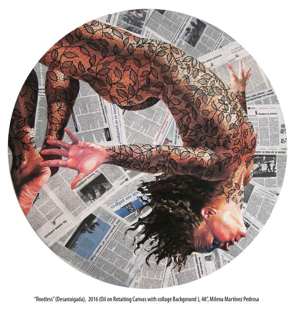 , 'Rootless,' 2016, Martinez-Pedrosa Studio