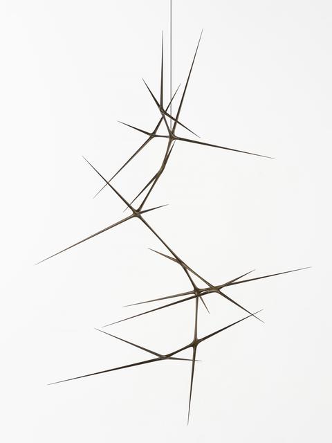 , 'Meridian (1201 Suspension),' 2017, Patrick Parrish Gallery