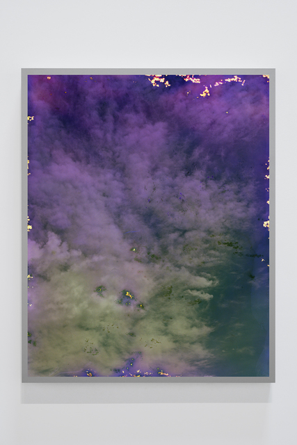 , 'Untitled #9 (Sky Leaks),' 2016, CHOI&LAGER