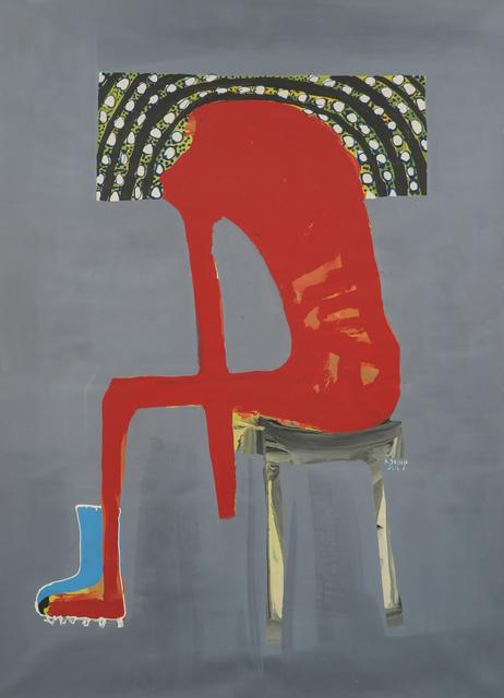 , 'Sans tête (épuisé),' 2016, Magnin-A