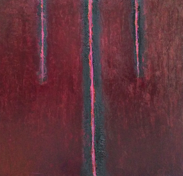 , 'Lacerazione III rossa,' 2018, Art Preview