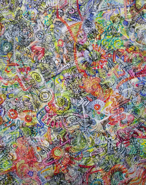 , 'Bardo,' 2016, Duane Reed Gallery
