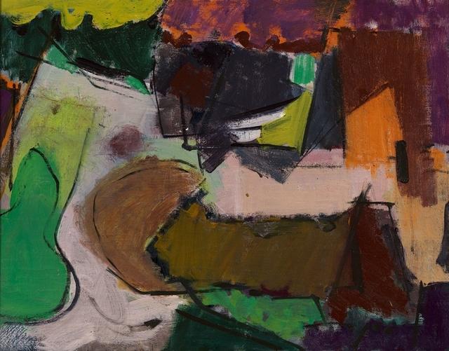, 'Untitled ,' 1951, Cavalier Galleries