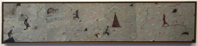 , 'Crosses to Bear,' 1979, JAYJAY