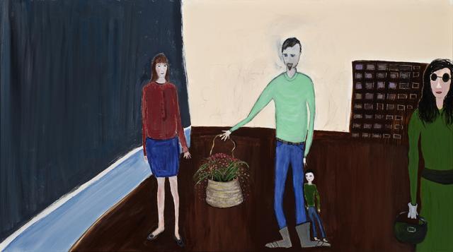, 'A Quiet Exchange,' 2014, Ro2 Art