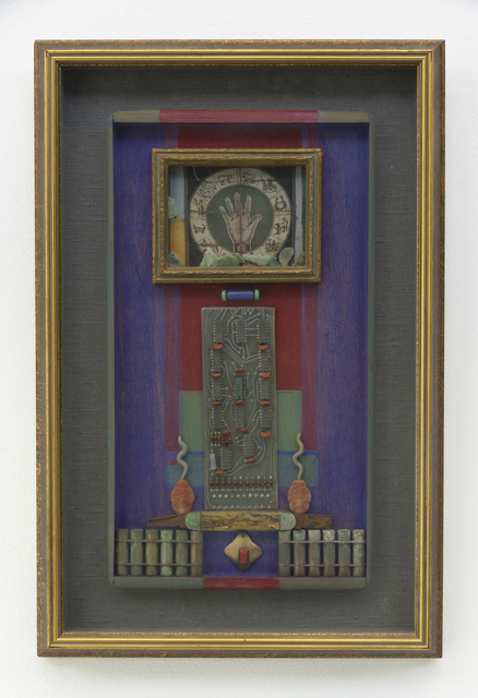 , 'The Tantric Hand,' 1993, Roberts Projects