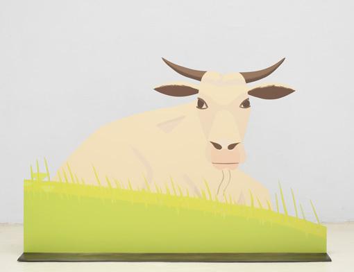 Alex Katz, 'Cow', 2006, Pace Gallery