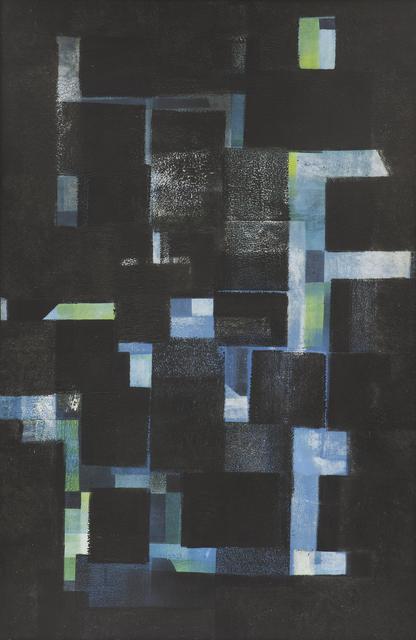 , 'Composición Azul,' 1956, Henrique Faria Fine Art