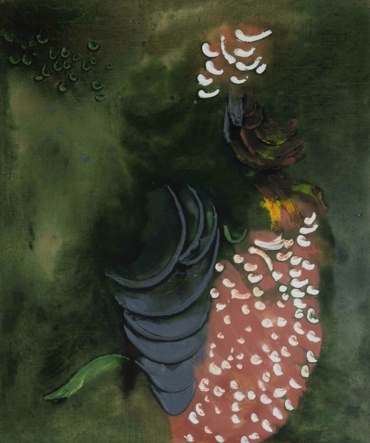 Jacques Herold, 'Venitienne', 1966, Mixed Media, Mixed technique on canvas., Cambi