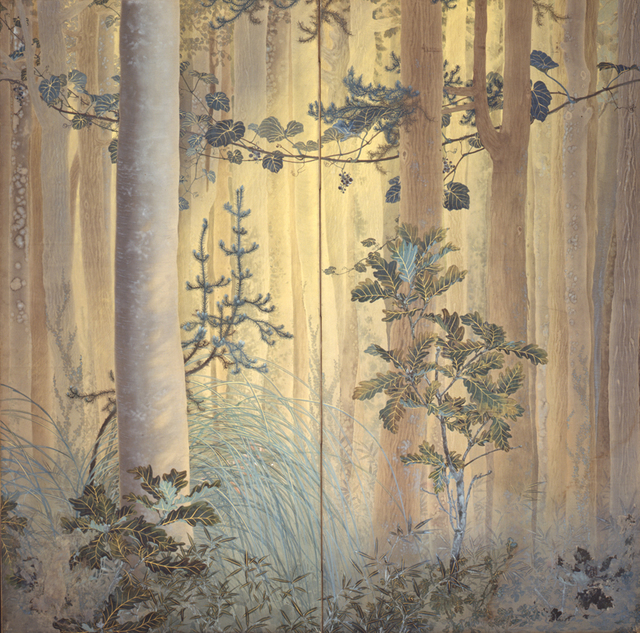 , 'Autumn Among Trees,' 1907, The National Museum of Modern Art, Tokyo