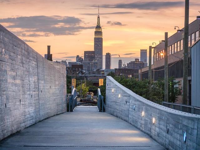 , 'Looking West, Greenpoint, Brooklyn,' , Soho Photo Gallery