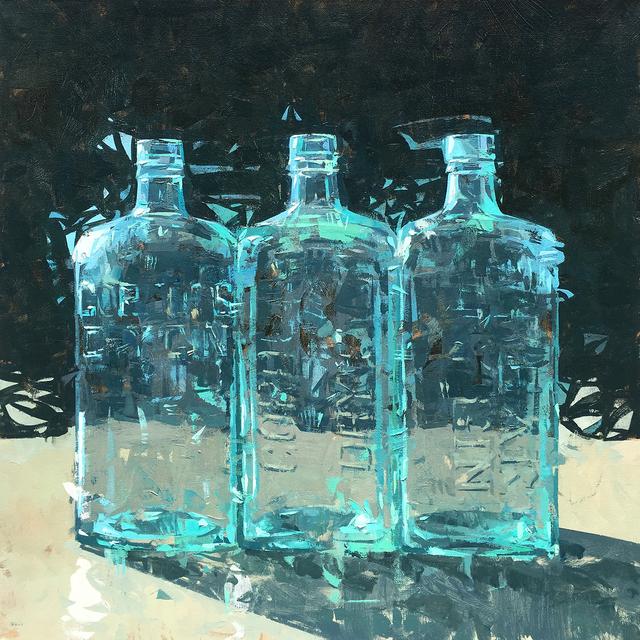 , 'Triple Gin,' 2016, Abend Gallery