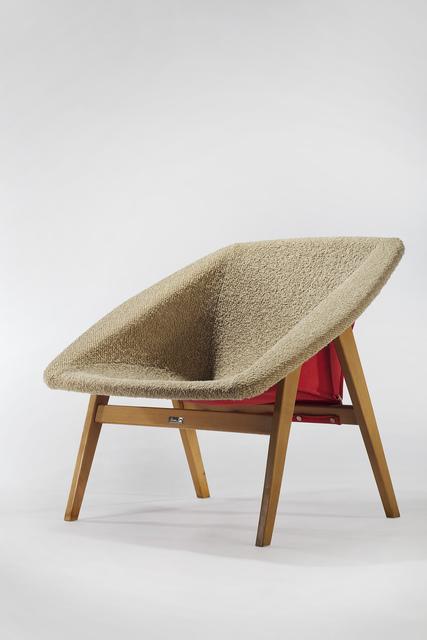 , 'Corb Armchair,' 1950, Demisch Danant