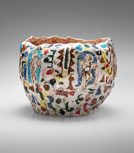, 'Vase (bowl shaped),' 2015, Niagara Galleries
