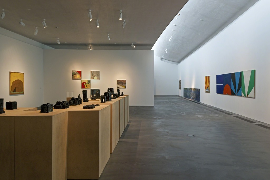 Installation view: Per Kirkeby - The True Image Photo: Lars Bay