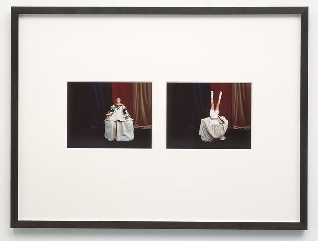 , 'Camera Oscura # 6 (Menina) ,' 2001, Vistamare/Vistamarestudio
