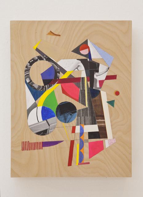 , 'Worker #3,' 2012, Nina Johnson