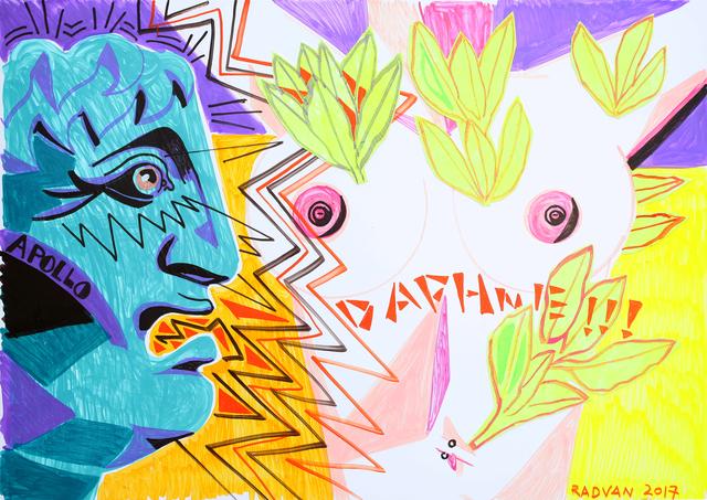 , 'Apollo Daphne!!!,' 2017, Anaid Art