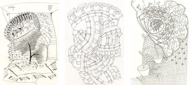, 'Often We Build Our Own Cages: Trespass,' , Sapar Contemporary