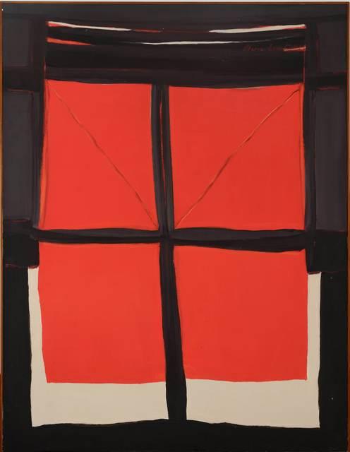 , 'Janela,' 1977, Pinakotheke