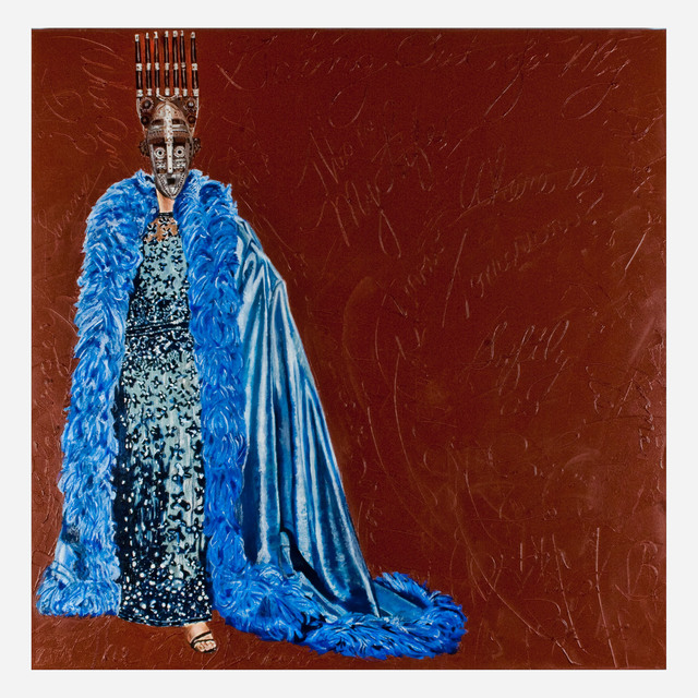 , 'Malinke Shirley, African Diva,' 2011, Childs Gallery