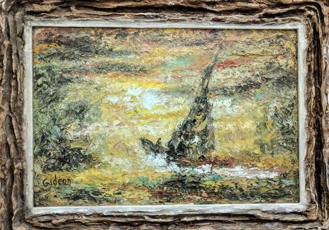 , 'Sea Scape,' , Venvi Art Gallery