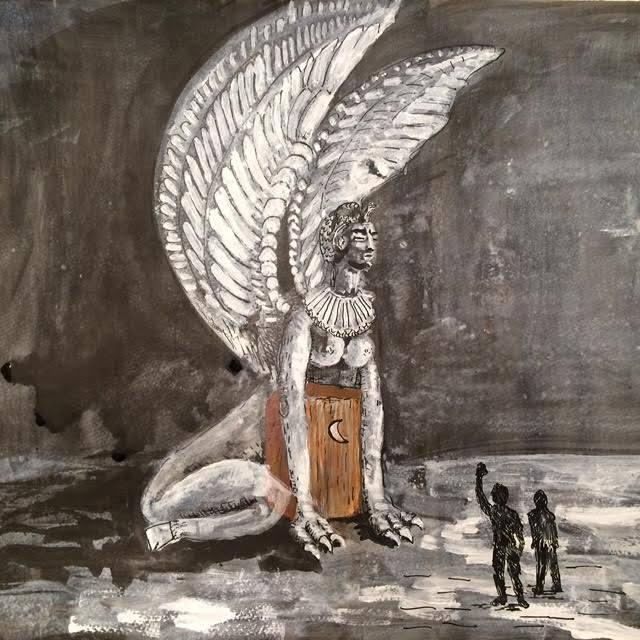 , 'Rendering of Complete Oracle,' , Ro2 Art