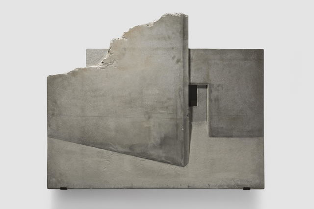 , ' Unfinished No.13  毛坯房之十三,' 2015, Linda Gallery