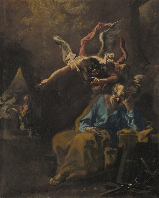 , 'Saint Joseph's dream,' , Christie's Old Masters
