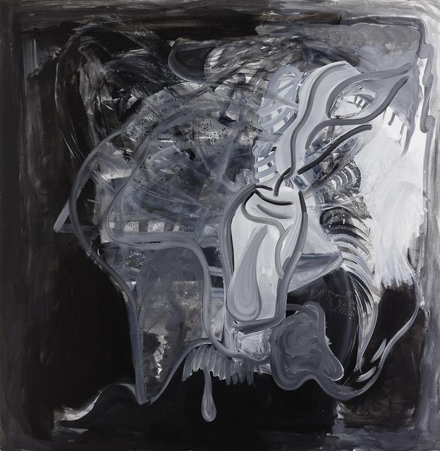 , 'Untitled (candle, tear),' 2014, Galerie Eva Presenhuber