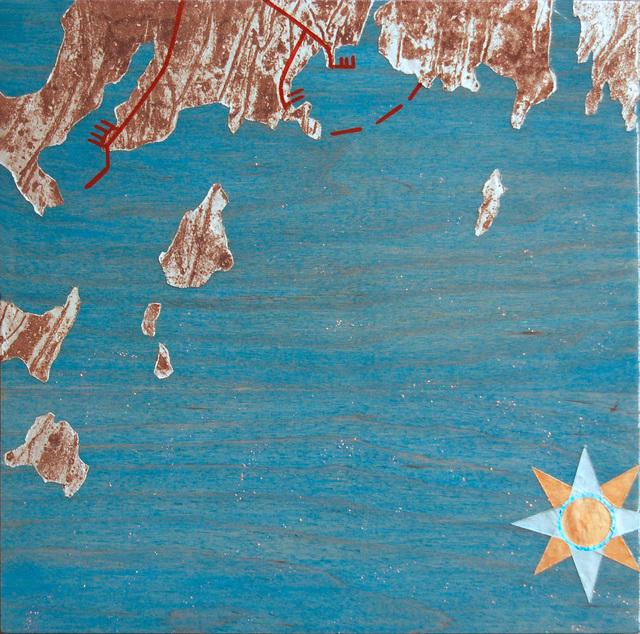 Leila Daw, 'Edge', 2008, Atrium Gallery