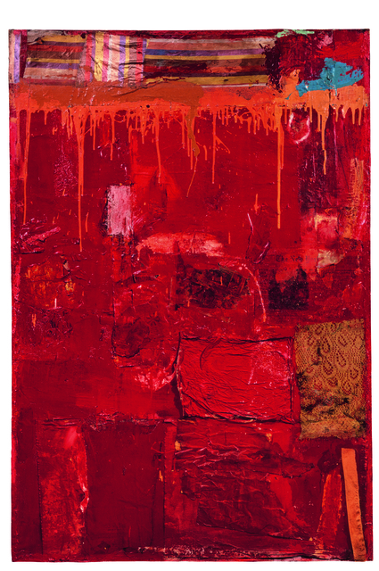 Robert Rauschenberg, 'Untitled', 1954, The Broad