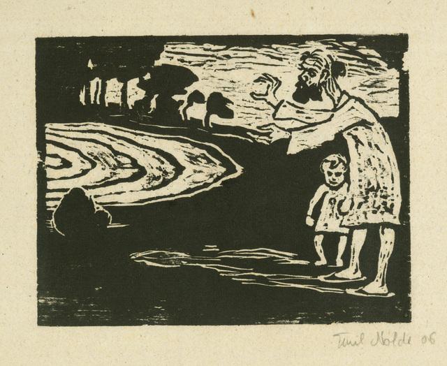 , 'Verzweiflung,' 1906, Charles Nodrum Gallery