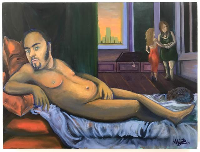 , 'L.A. Gaze,' 2016, Coagula Curatorial