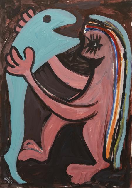 , 'Venus and Fish No. 10,' 2009, Gallery Isabelle van den Eynde