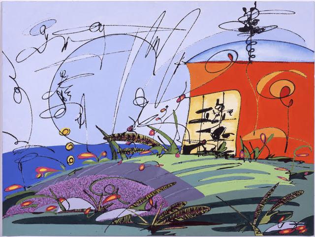 , 'Turn it Up,' 2001, Joshua Tree Art Gallery