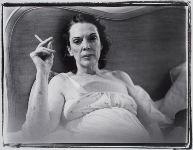 , 'Coral Ridge Towers (Mom Smoking),' 1969, Brooklyn Museum
