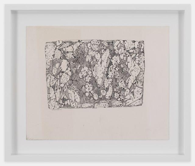 , 'Desert Floor,' 1947, James Cohan