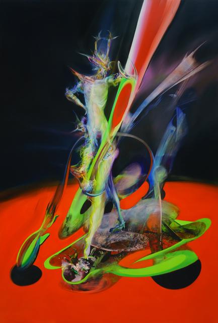 , 'The Solid Hoof of Phantom Politics,' 2018, Tang Contemporary Art
