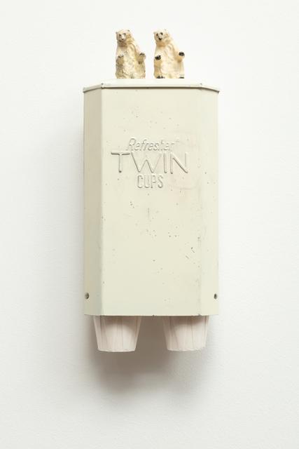 Helen Altman, 'Twin Cups', 2019, Talley Dunn Gallery