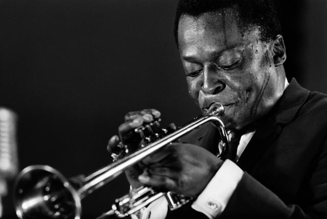 , 'Miles Davis, Randall's Island Jazz Festival, 1960,' 1960, KP Projects