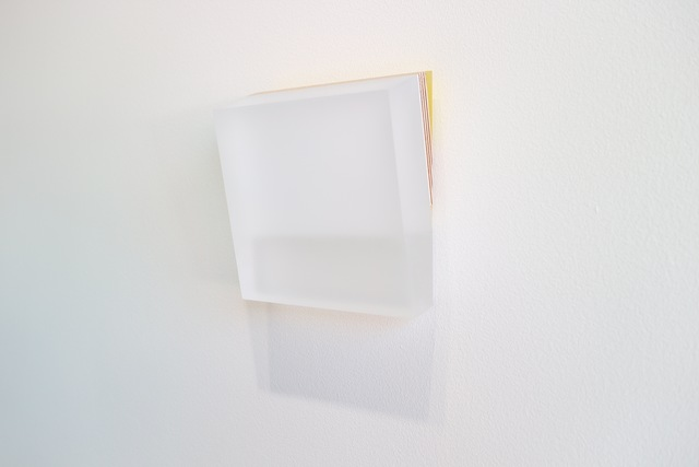 , 'Within White,' 2018, bo.lee gallery
