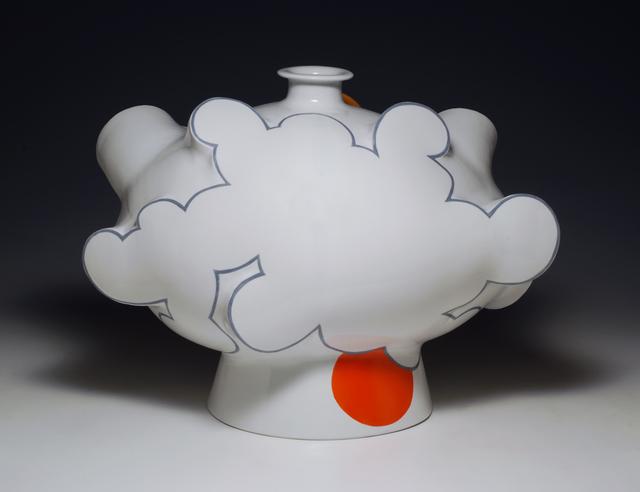 , 'Cloud Vase,' 2015, Eutectic Gallery