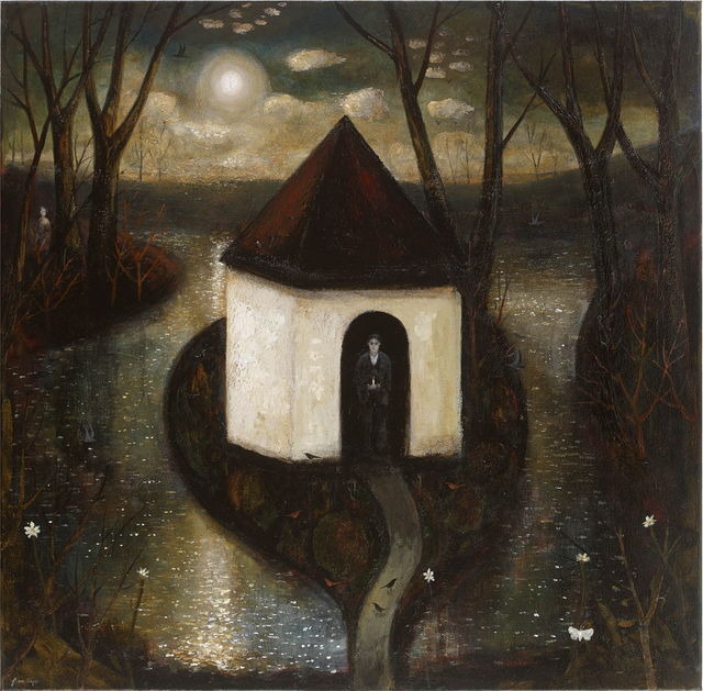 , 'The Poet,' 2018, John Martin Gallery