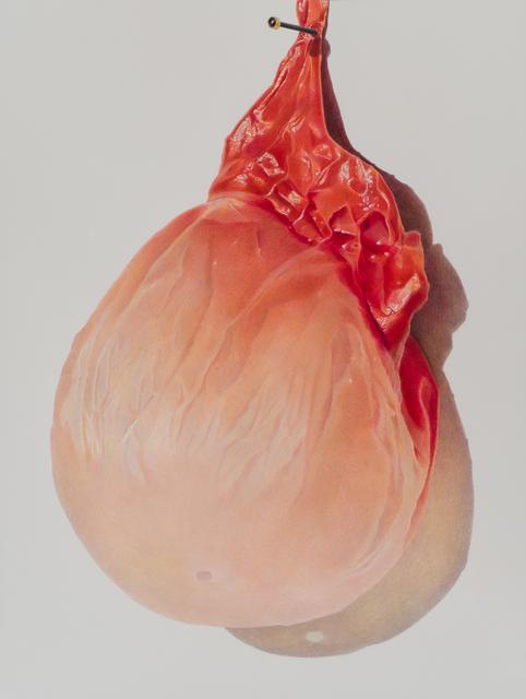 , 'Pinned Apricot,' 2013, Garvey | Simon