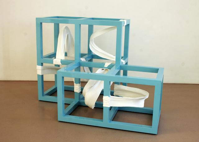 , 'Open Gravity Structure,' 2010, Thomas Rehbein Galerie